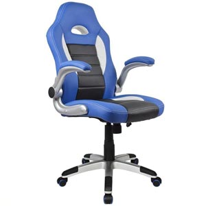 Homall Executive Swivel Leather Office Chair