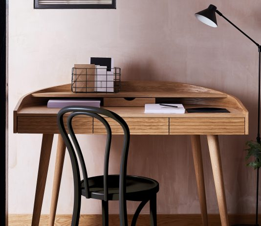 desks for small spaces