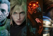 The image shows a glimpse of the best games of 2019 so far.