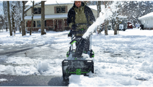 the best snow blower for the money