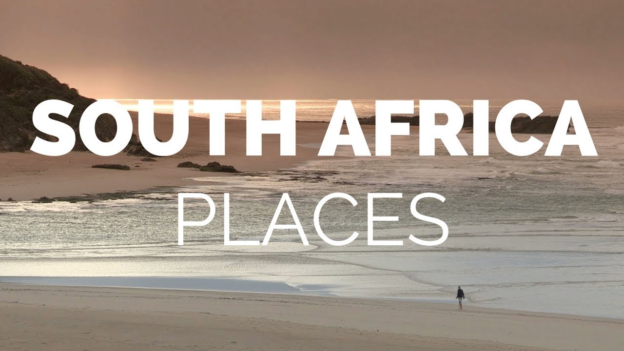 Cities You Visit In Africa