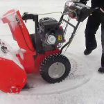 Maintaining a Snow Blower