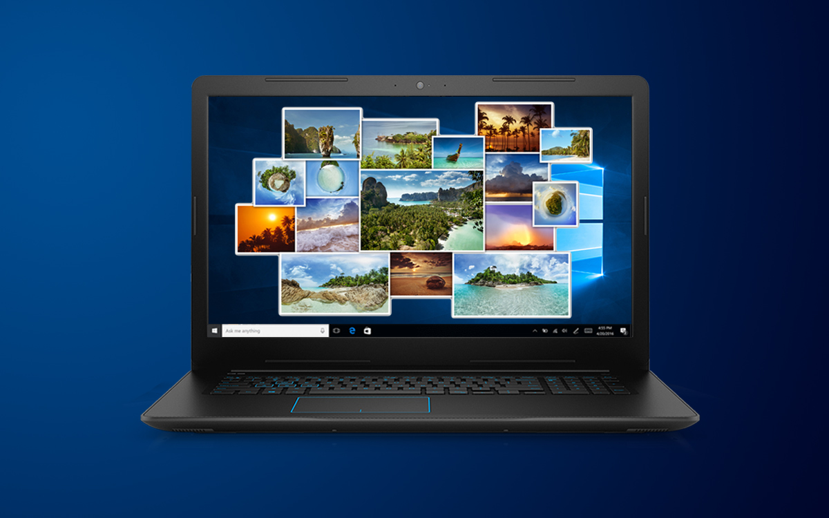 A compilation of Pictures which can be sorted by photo management software.