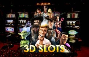 3D salots