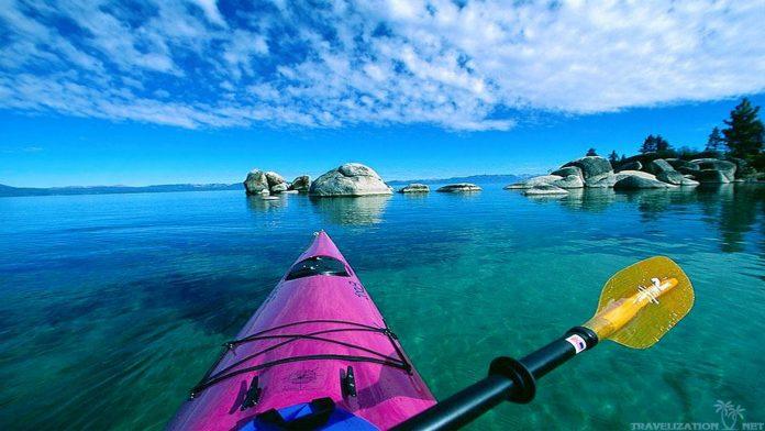 sit in fishing kayak