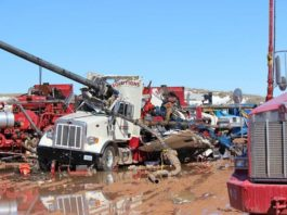 Things you should do when having an accident at Oilfield