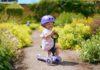 kids friendly garden