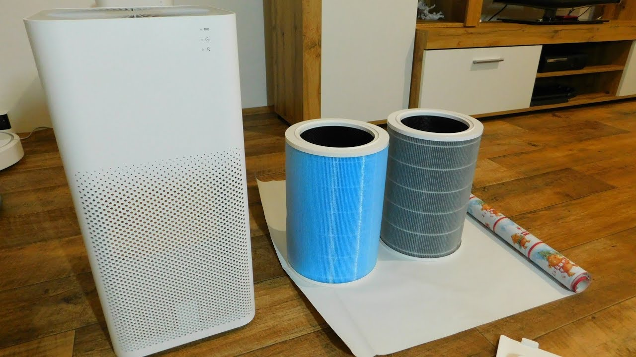 Use An Air Purifier
