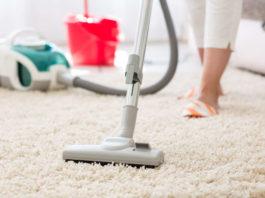 portable carpet cleaner