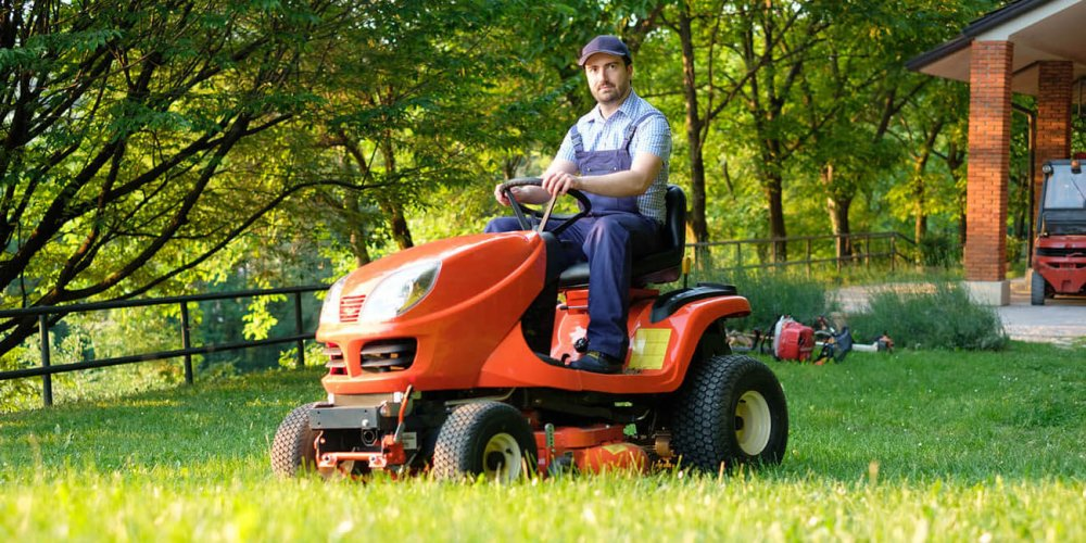 best riding lawn mower under 1000