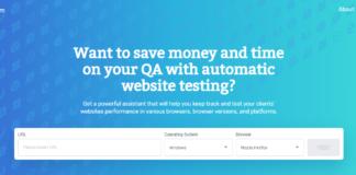 Website Testing Tool