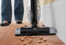 wood floor vacuums