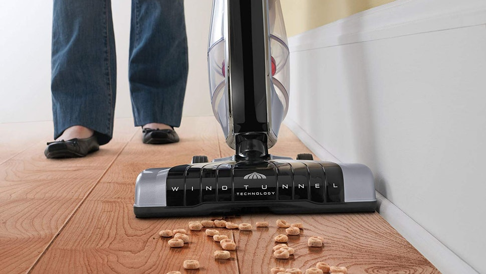 wood floor vacuums