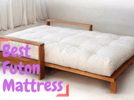 Best Futon Mattress for Comfy Sitting