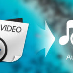 How to converter video to audio