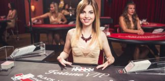 Best Blackjack Live Dealer Casinos
