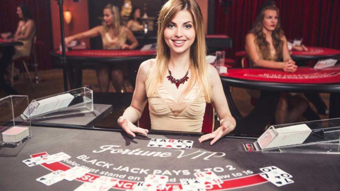 Best Blackjack Live Dealer Casinos