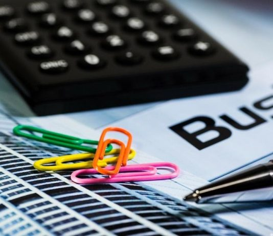 business from financial trouble