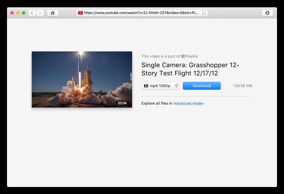 youtube playlist downloader