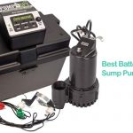 Best Battery Backup Sump Pump
