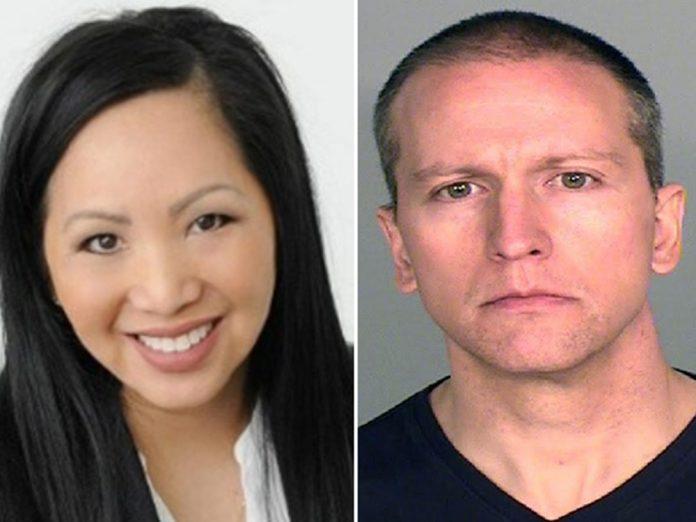 Wife of ex-Minneapolis cop Derek Chauvin files for divorce