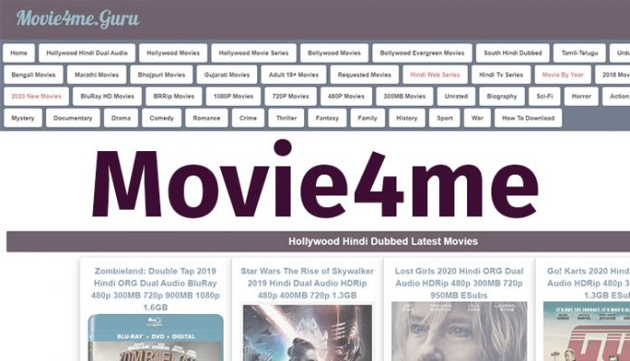 Movie4me is a popular website where you can stream or download Hollywood, Bollywood or other movies and shows. Here are the details about it!