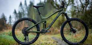 best full suspension mountain bike under $1500