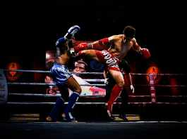 Ancient Martial Art at a Muay Thai Camp and Boxing in Thailand for Health
