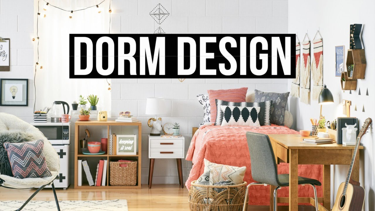 Customize Your Dorm Room