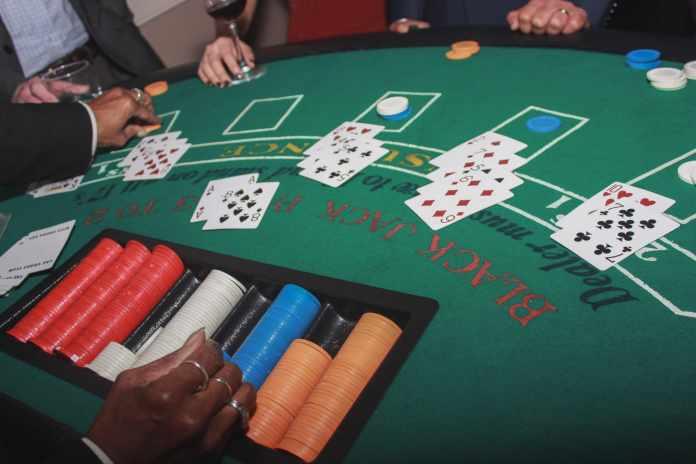 Live Gaming Changing Gambling