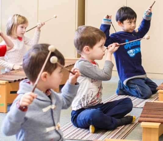 music lessons in early childhood