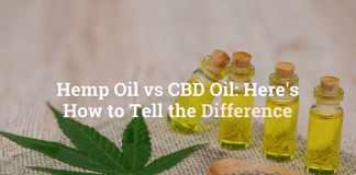 Hemp Seed Oil Vs CBD Oil