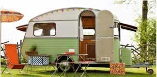Popularity of Vintage Camper Trailers