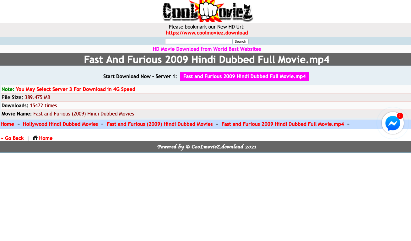 coolmoviez how to download movies
