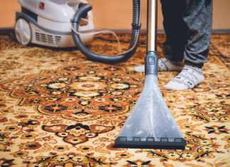 How To Clean and Care for Area Rugs